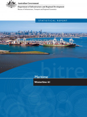 VICT Water Line Report Cover